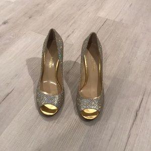 Enzo Angiolini embellished heels size 6